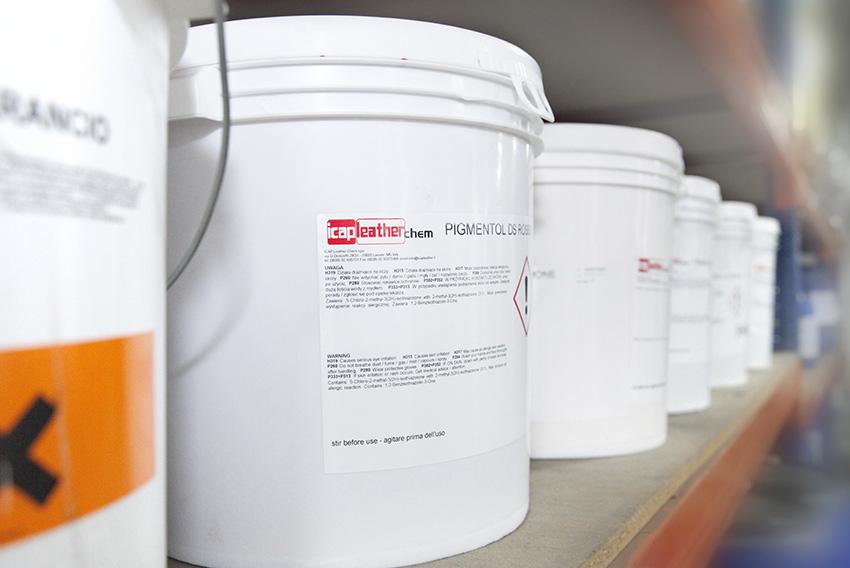 chemia garbarska ICAP Leather Chem